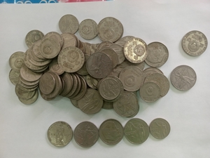 Продам оптом, срочно юбилейные монеты - Изображение #1, Объявление #1707393