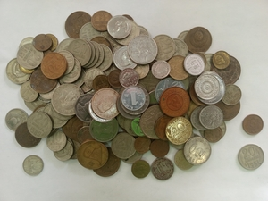 Срочно продам оптом монеты разных стран - Изображение #1, Объявление #1707394